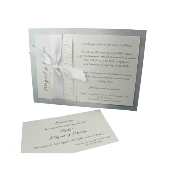 Invitación Amor elegante
