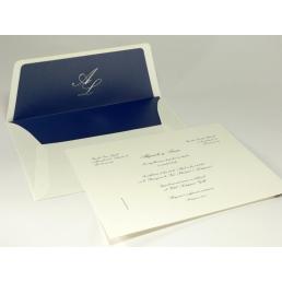 Invitación tarjetón elegante