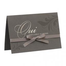 Invitación de boda Si